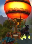 Headless Horseman Mount